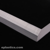 plexiglass half bevel edge