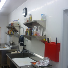 pvc wall and ceiling panel kitchen