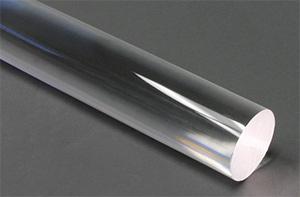 Plexigl Acrylic Rod Clear Colored Extruded And Cast Plexiglas